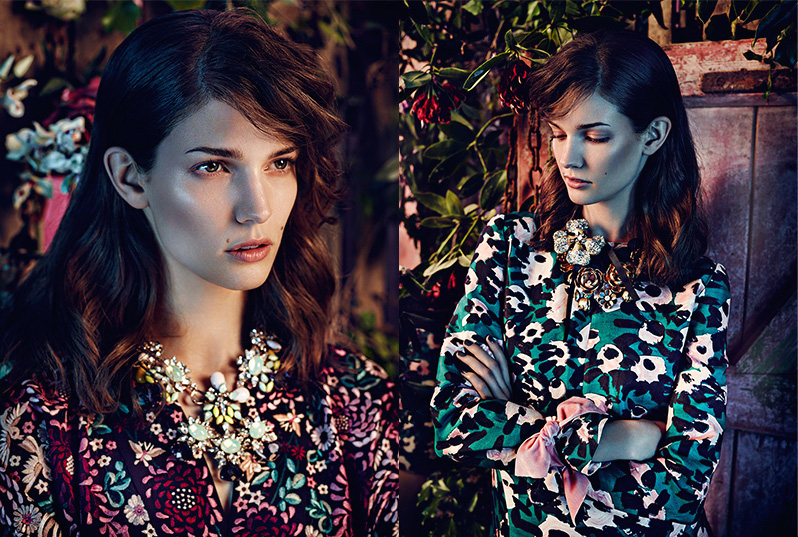 Potent Blooms: Kendra Spears for The EDIT