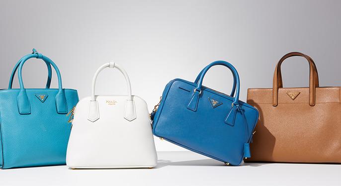 Prada Handbags at Gilt