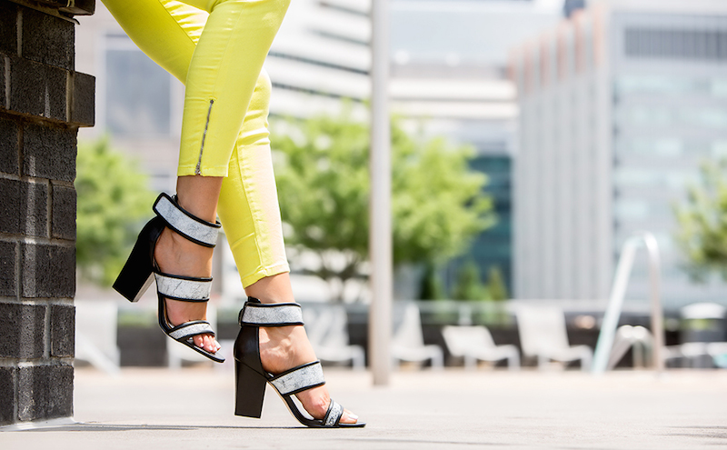 REPORT Signature Pammy Sandals
