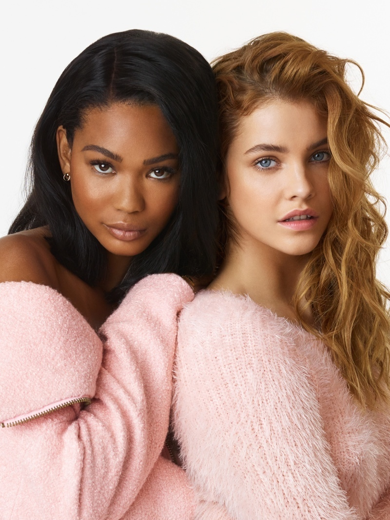 REVOLVE Clothing Fall 2014 Campaign feat. Barbara Palvin & Chanel Iman_9
