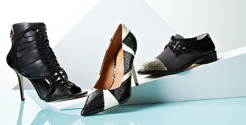 Right-Now Shoes Feat. Rachel Roy at Gilt