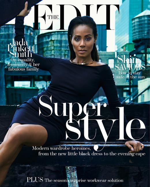 SUPER WOMAN: Jada Pinkett Smith for The EDIT