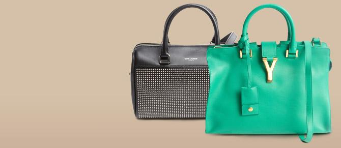 Saint Laurent Handbags & Accessories at Belle & Clive