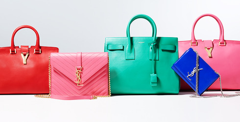 Saint Laurent Handbags & More at Gilt