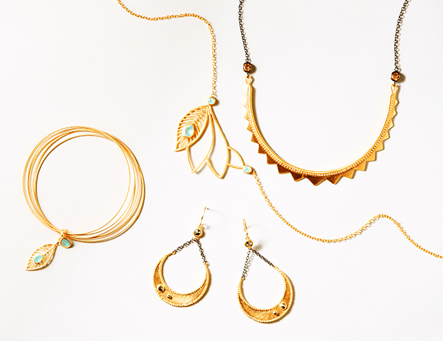 Satya Jewelry at MYHABIT