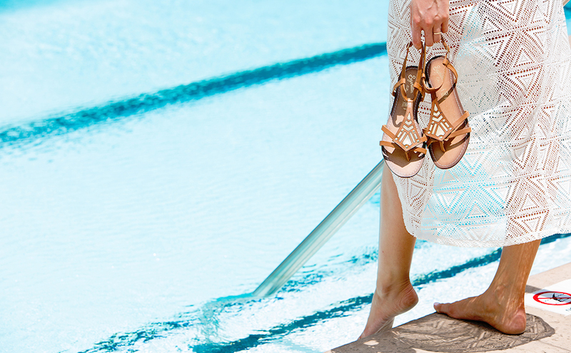 Summertime In The City Lookbook By Heels Com Nawo