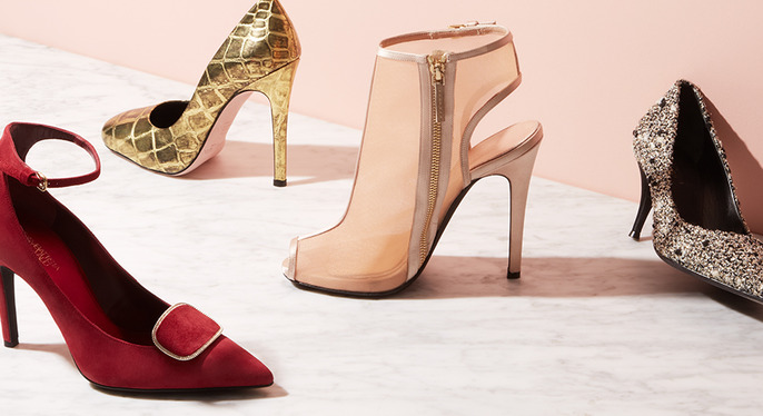 Shoe Trends to Try Now at Gilt