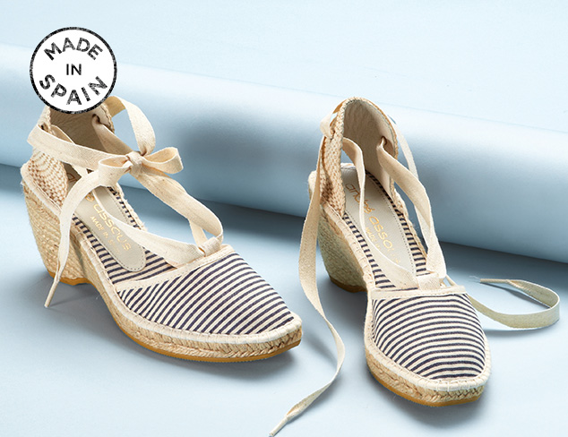 Shoes Made in Spain at MYHABIT