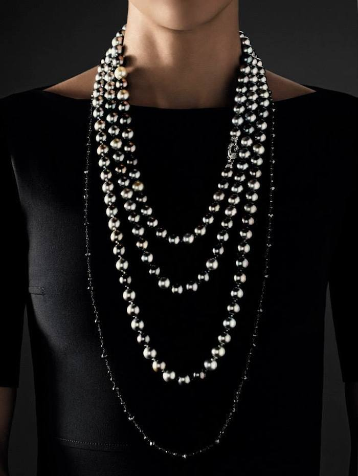 Sidney Garber Perfectly Imperfect Pearls Necklace
