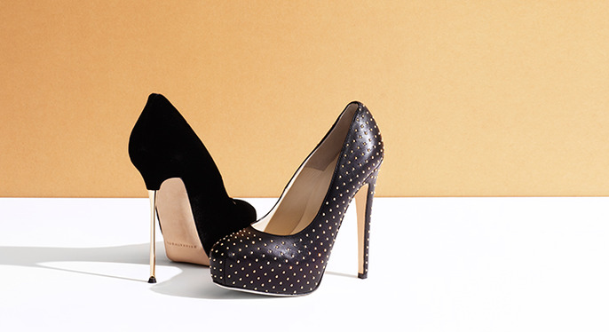 Sky-High Heels Feat. B Brian Atwood at Gilt
