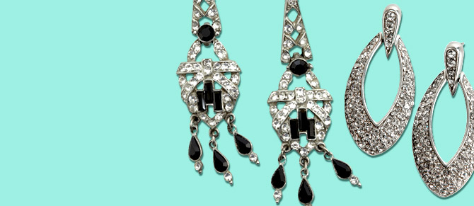Special Occasion: Earrings at Belle & clive