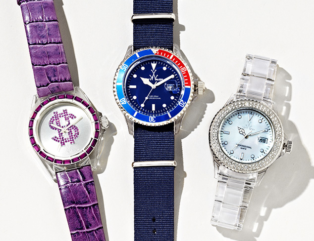 Sporty Watches feat. ToyWatch at MYHABIT