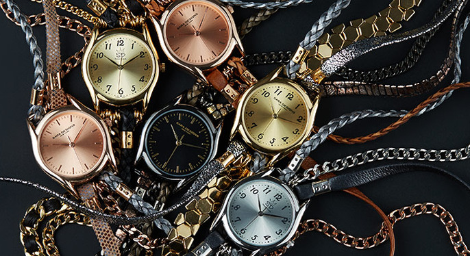 Statement Watches Feat. Sara Designs at Gilt