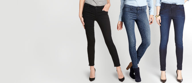 Stock Up: Denim Staples at Belle & Clive