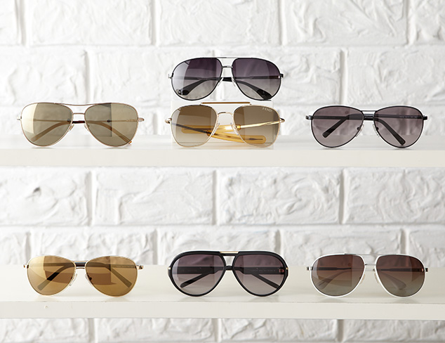 Summer's Best: Aviator Sunglasses at MYHABIT