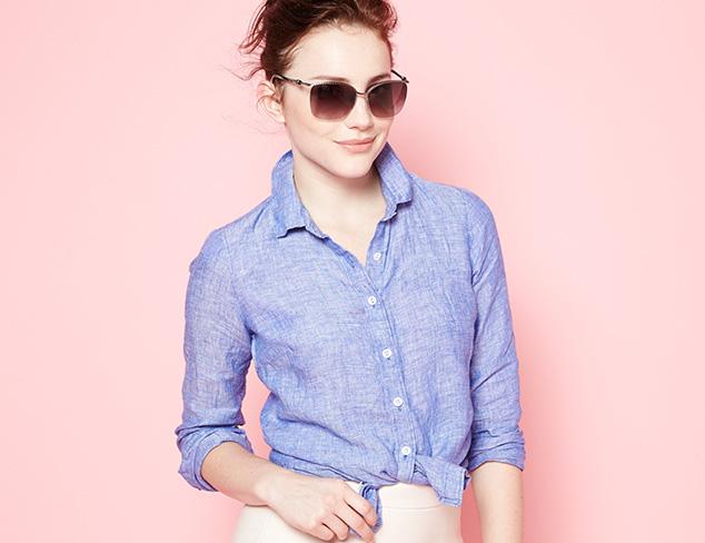Sunglasses feat. Céline at MYHABIT