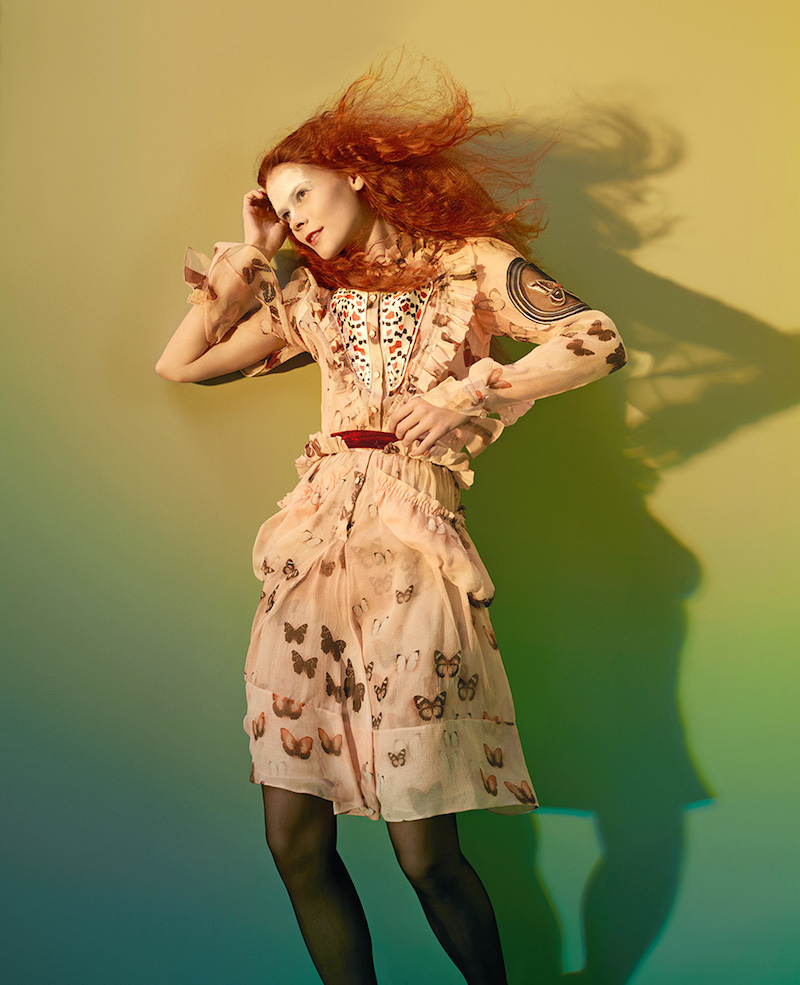 The Art of Fashion Fall 2014 by Neiman Marcus Featuring Givenchy