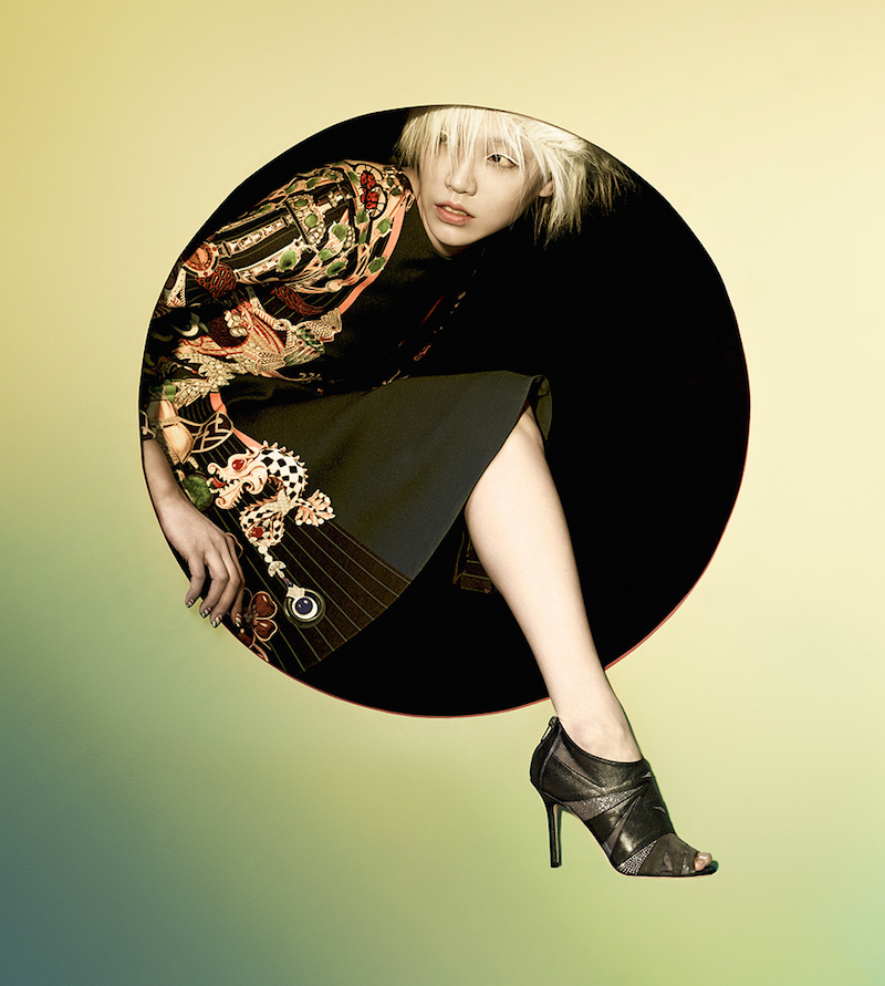 The Art of Fashion Fall 2014 by Neiman Marcus Featuring Jimmy Choo