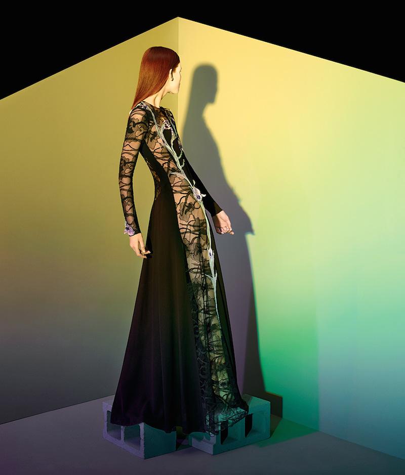 The Art of Fashion Fall 2014 by Neiman Marcus Featuring Nina Ricci