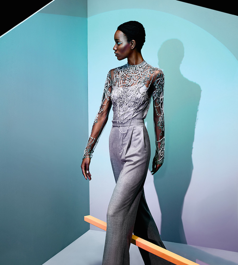 The Art of Fashion Fall 2014 by Neiman Marcus Featuring Ralph Lauren Collection