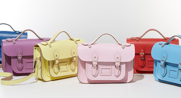 The Cambridge Satchel Mini: Exclusive Capsule Collection at Gilt
