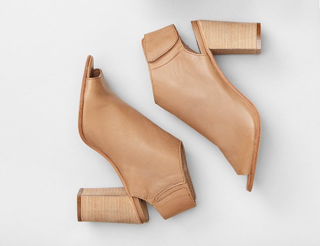 The Cut-Out Bootie at MYHABIT
