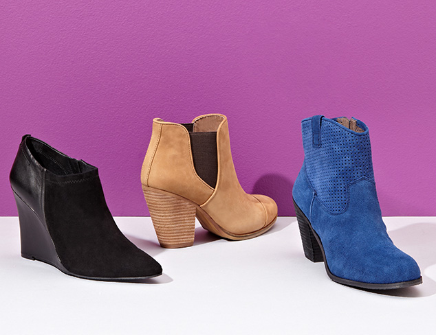 The Latest in Shoes feat. Vince Camuto at MYHABIT