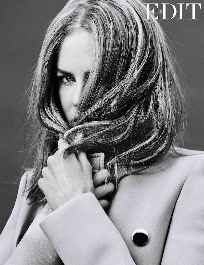 The Pursuit Of Happiness: Nicole Kidman for The EDIT_2