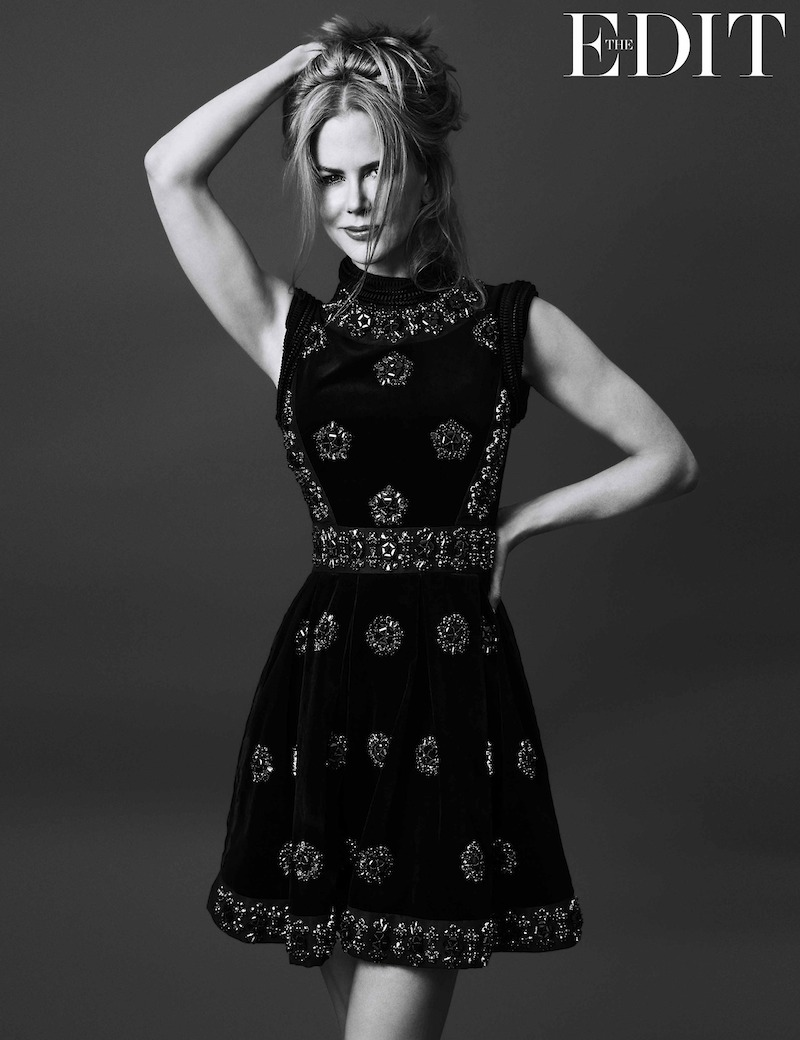 The Pursuit Of Happiness: Nicole Kidman for The EDIT_5