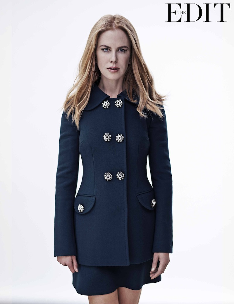 The Pursuit Of Happiness: Nicole Kidman for The EDIT_6