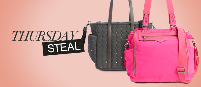 Thursday Steal: $115 Rebecca Minkoff Bags at Belle & Clive