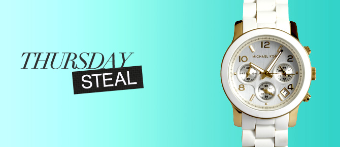 Thursday Steal: $160 Michael Kors at Belle & Clive