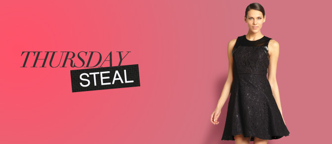 Thursday Steal: $39 LBD Update at Belle & Clive