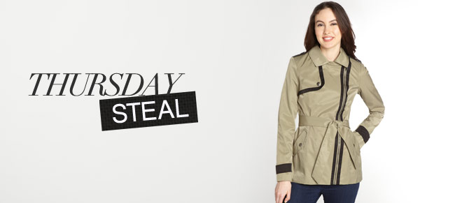 Thursday Steal: $59 Transitional Jackets at Belle & Clive