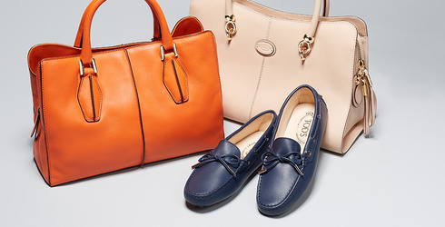 Tod's Shoes & Handbags at Gilt