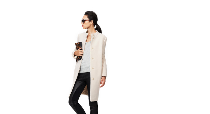 Top It Off: Designer Coats & Jackets at Gilt