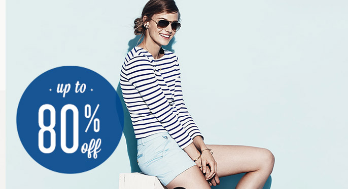 Tops & More: Up to 80% Off at Gilt