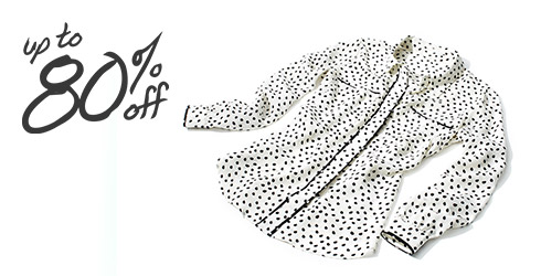 Tops Up to 80 Off at Gilt