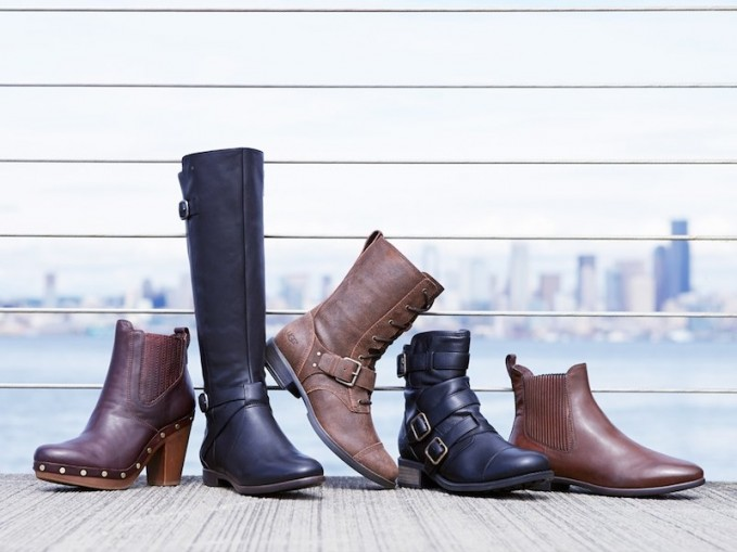 Specila Collections UGG Australia Women's Boots Fall 2014 Lookbook ...