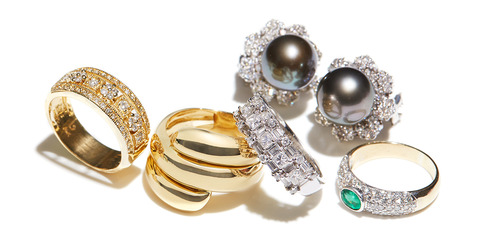 Vintage Fine Jewelry Feat. Tiffany & Co. at Gilt
