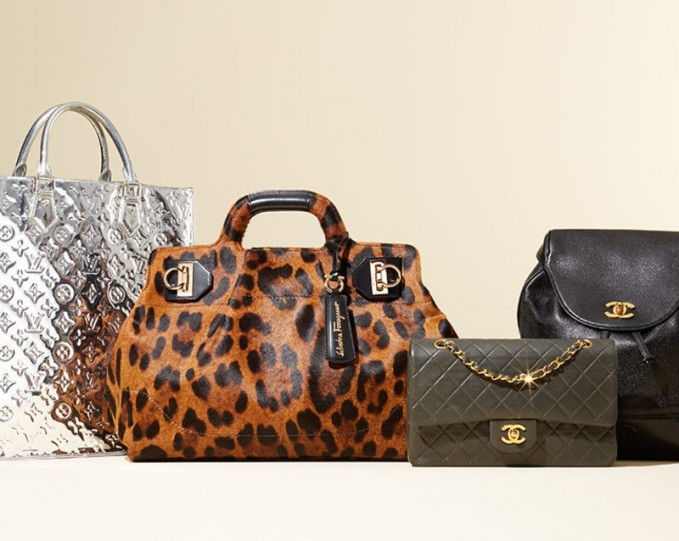 Vintage Handbags Feat. Chanel at Gilt