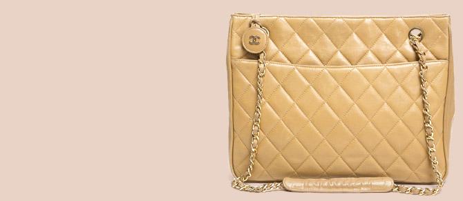 Vintage Louis Vuitton, Chanel & More at Belle & clive