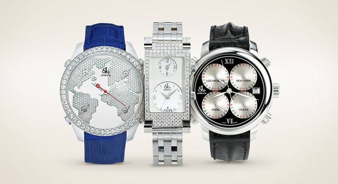 Watches by Jacob & Co. & NOA at Gilt