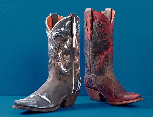 Western Boots: Dingo, Dan Post & Laredo at MYHABIT