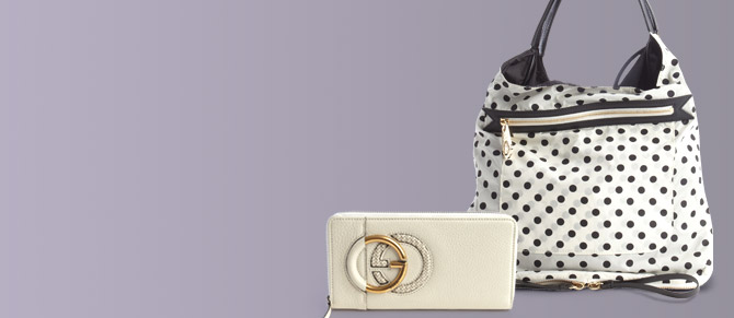 White Hot ft. Gucci, Furla & More at Belle & Clive