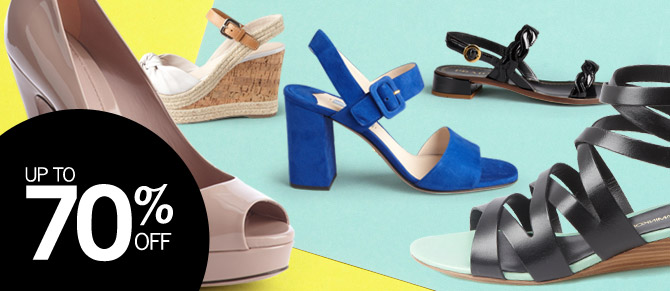 Your Size, Your Style Shoes at Belle & clive