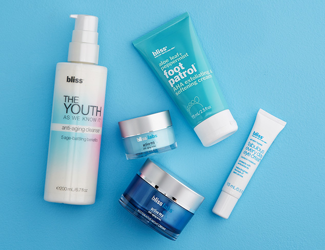 Youthful Glow feat. bliss Beauty at MYHABIT