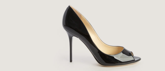 $399 Haute Steps ft. Jimmy Choo at Belle & Clive