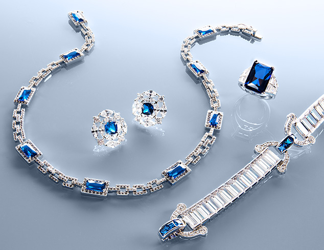 A Sapphire Story at MYHABIT