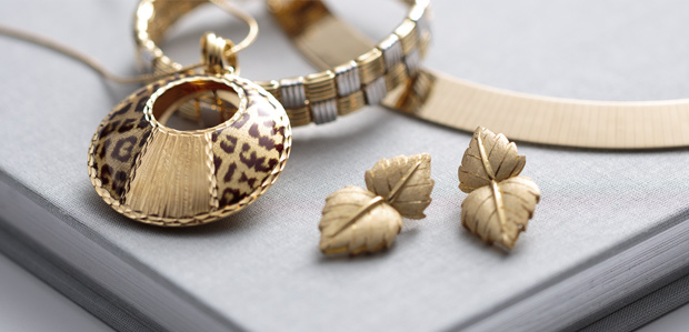 All That Glitters: Italian Gold Jewelry at Rue La La